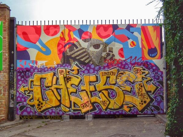 Graffitigate by KrazyKA