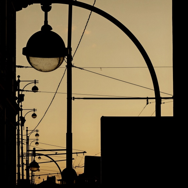 city lamps by leo_nid