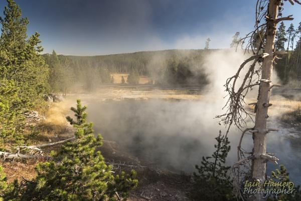 Steaming Pond by IainHamer