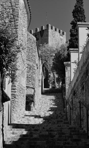 Shadowy Steps by adagio