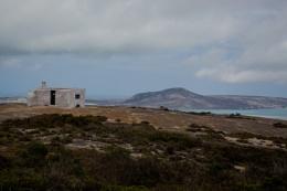 Lookout Post. Cape West Coast