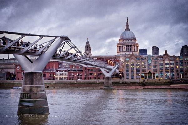 Thames Dusk by Stephen_B