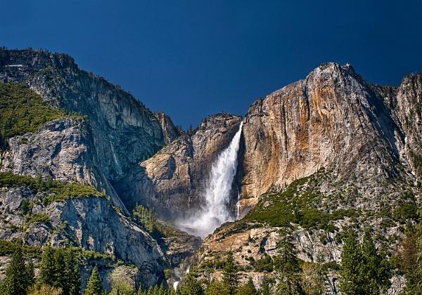 Yosemite Falls by Zydeco_Joe