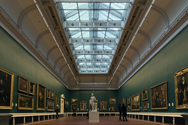 Irish National Art Gallery - 3 of 6 by peterellison