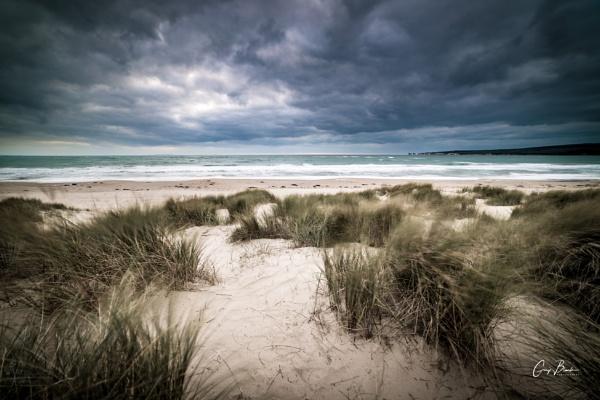 Studland Beach by MonochromeTear