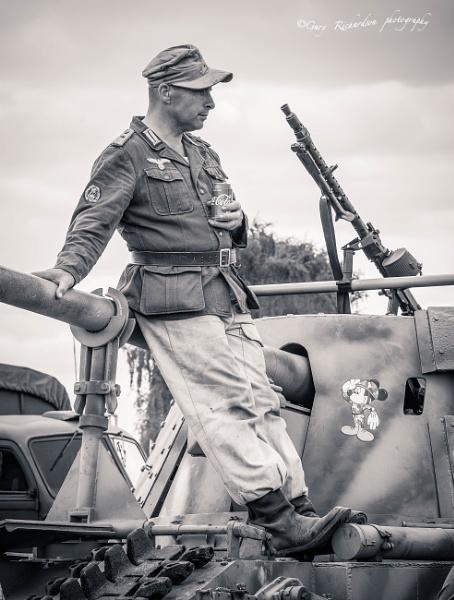 soldier by djgaryrichardson