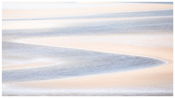 Durness abstract by AnnChown
