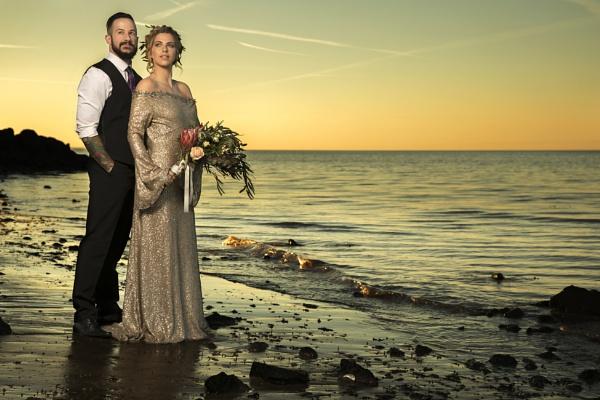 Wedding couple by Photo_Lee