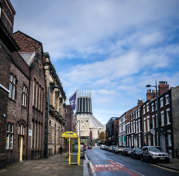 Liverpool Metropolitan Cathedral by cats_123