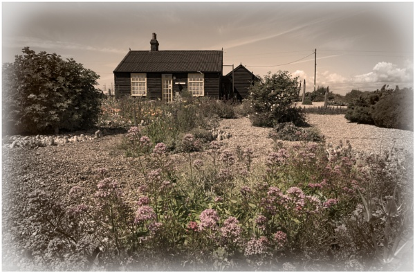 Prospect Cottage by capto