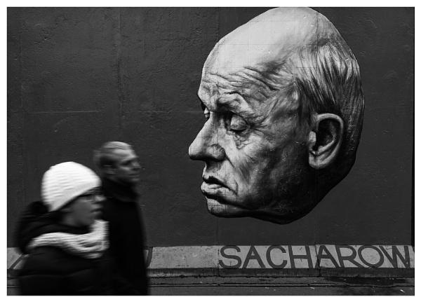 Berlin Wall by Gary_Macleod
