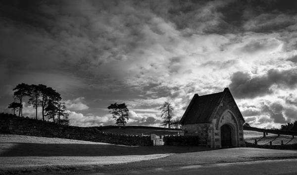 Curragh Plains Cemetery by Derek897