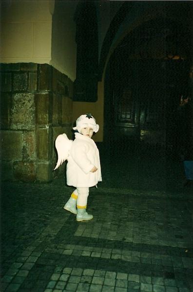 Little Prague angel. by rustyshackleford