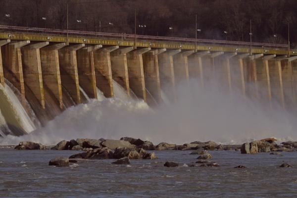 Conowingo Dam Hydro Plant by GGAB