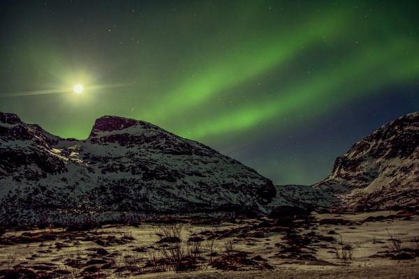 Winter in Tromso by Sophieblack