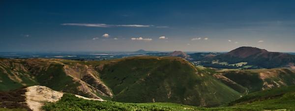 Across the hills by Skinwalker