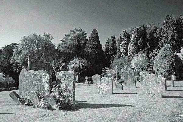 Graveyard by Skinwalker