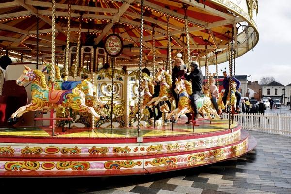 Merry-go-round. by Oldgeezer70