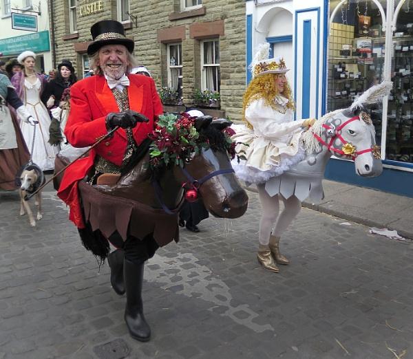 Ulverston Dickensian weekend
