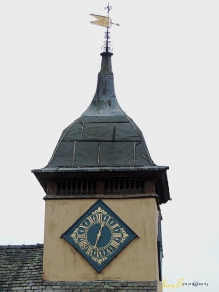 Church Tower by jb_127