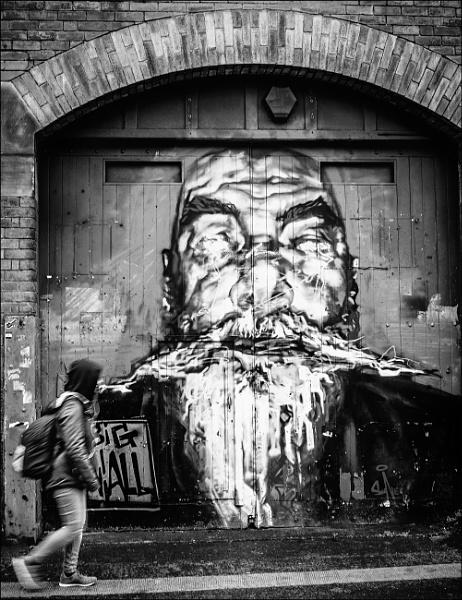 Big Wall. by mickmarra