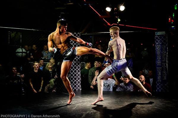 MMA by dathersmith