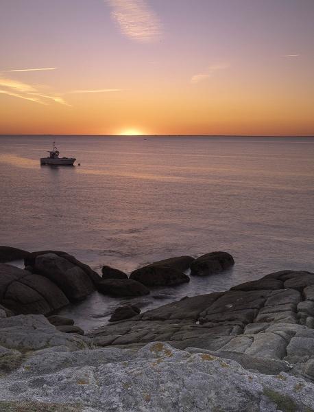 Tranquil Sunset by SandraKay