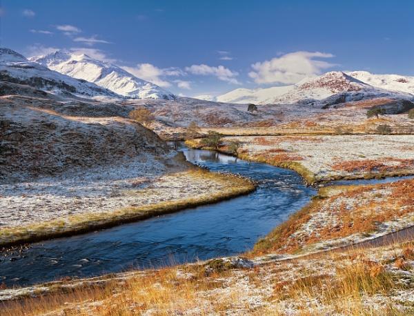 Seasonal Interlude Strathfarrar by hwatt