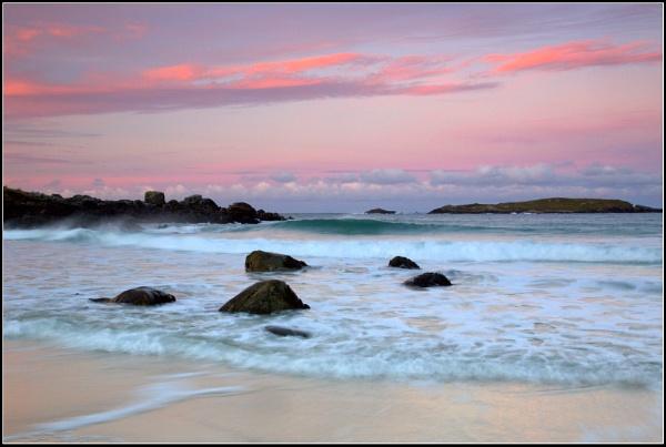 Hebridean Dusk by ianblanchett