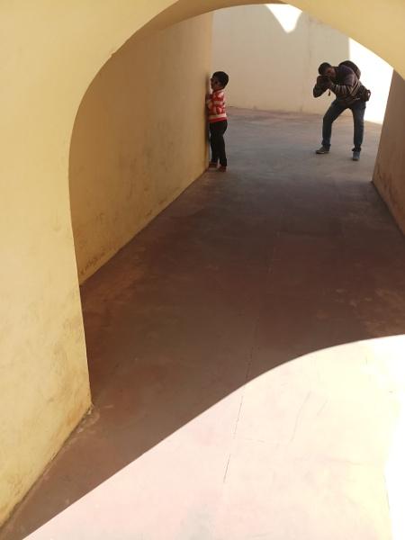 Jantar Mantar at Jaipur...