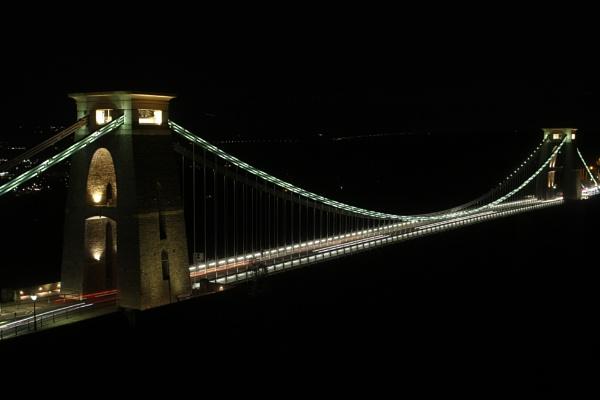 Night\'s Bridge by Saturn