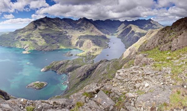A Hebridean Meandering XXXVI - Ridge View