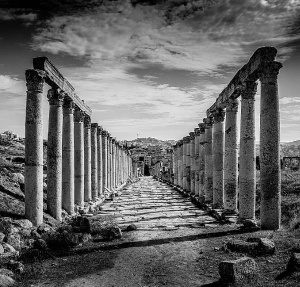Jerash by TornadoTys