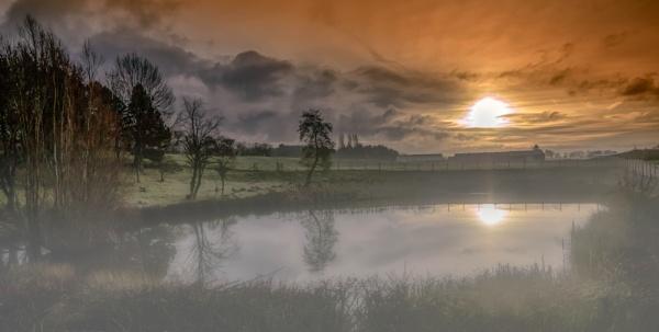 Misty Reflections by BillRookery
