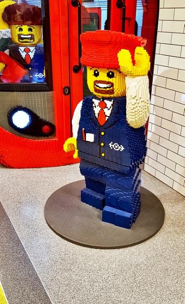 Lego man by KrazyKA