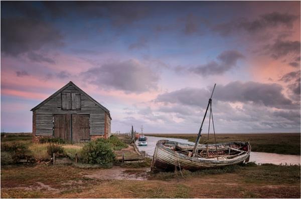 Thornham Docks by Somerled7