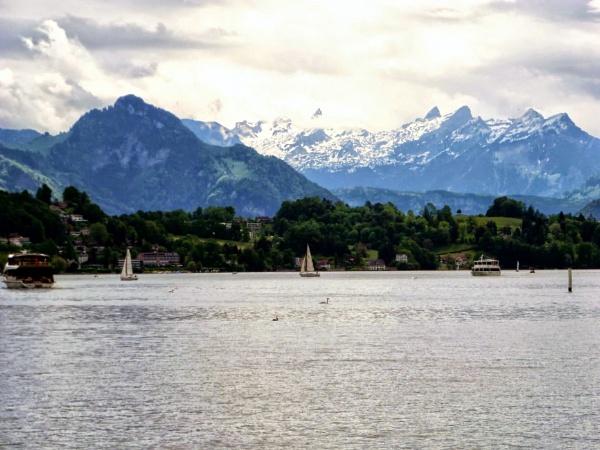 Lake Lucerne. Switzerland by Don20