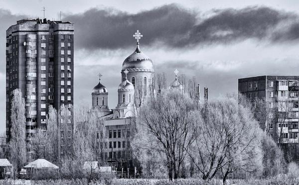 Nizhny Novgorod - Avtozavod district