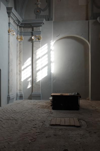 Silence by Algimantas