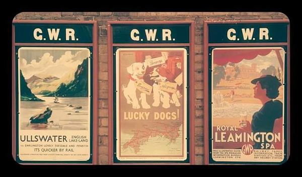 Great Western railway  by Skinwalker