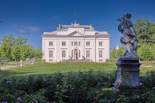 Užutrakis manor Palace by LotaLota