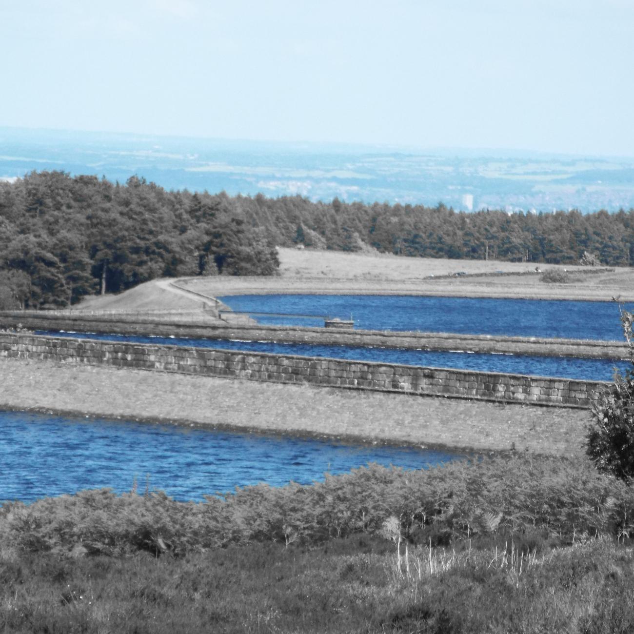 Redmires reservoir