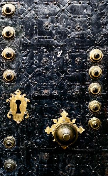 Spanish Door by Zydeco_Joe