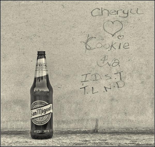 Cheryll loves Cookie. by franken