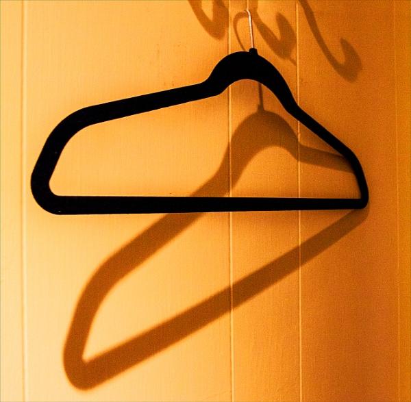 Hanger shadow, by rambler