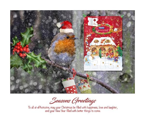 Seasons Greetings by NDODS