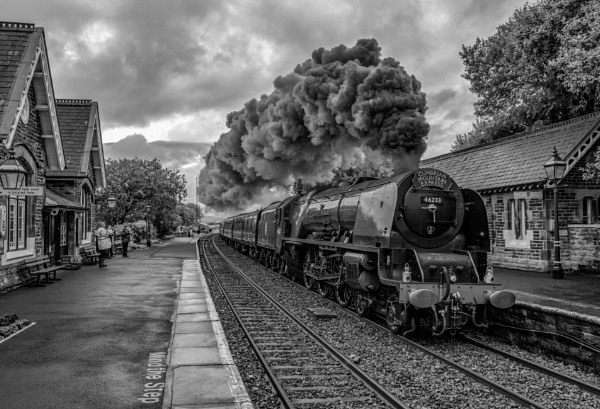 Full Steam ahead by smithgj