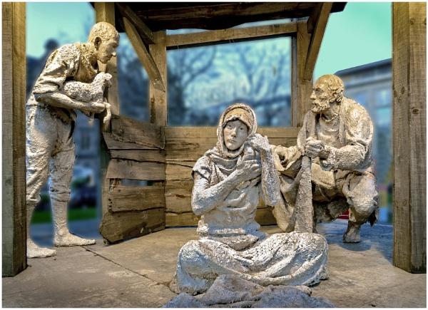A Nativity Scene by mac