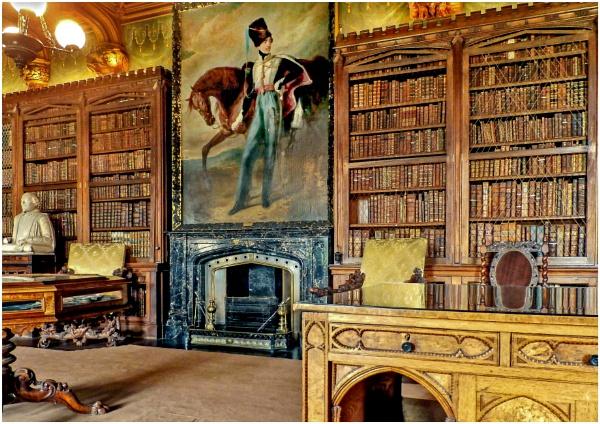 Sir Walter Scott's Library