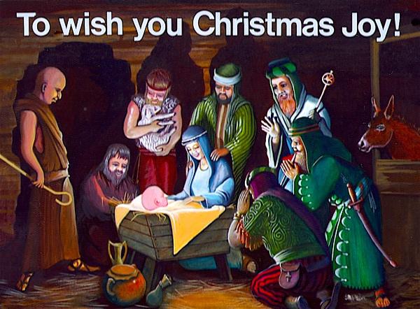 Happy Christmas to all! by ddolfelin